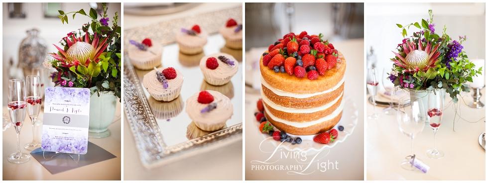 Berry Blush Styled Wedding Shoot